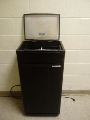 Coolpoint PEPSI MOUNTAIN AHT PORTABLE RECHARGING Fridge Cooler RCB 60 RC for Sale in Norfolk, VA