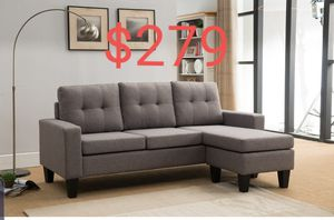 Sectional sofa new for Sale in Los Angeles, CA
