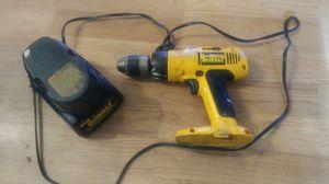 DeWalt cordless drill 18v for Sale in Addington, OK