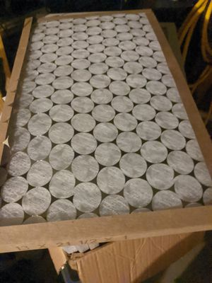 19 air filters 13x21 for Sale in Tarpon Springs, FL