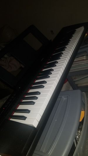 Yamaha Piano 66 Key Touch Sensitive for Sale in Fresno, CA