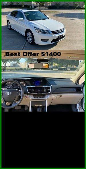 ֆ14OO_2013 Honda Accoard for Sale in Downey, CA