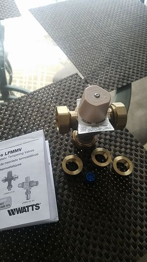 Watts Series LFMMV Thermostatic Valve for Sale in Fort Washington, MD