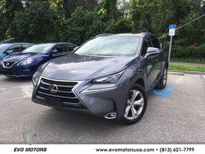 2017 Lexus NX for Sale in Seffner, FL