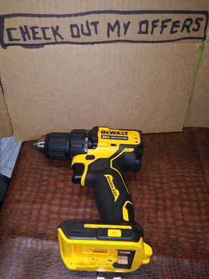 Dewalt brushless drill for Sale in Colton, CA