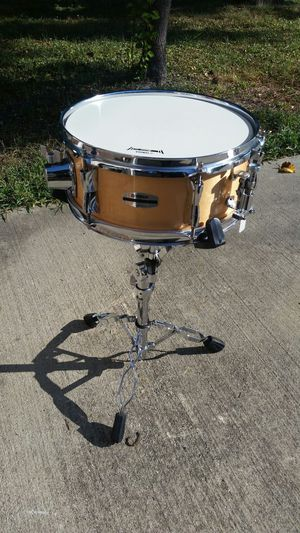 Yamaha Snare and Stand for Sale in Chesapeake, VA