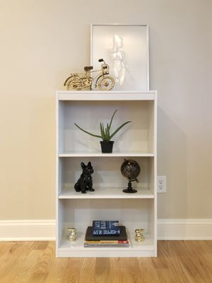 Bookcase - White for Sale in North East, MD
