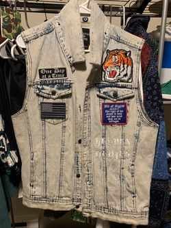 Motorcycle vest for Sale in Lakewood,  WA
