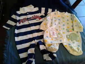 New Baby boy Sets 0/3 Months BOTH $3 for Sale in Riverside, CA