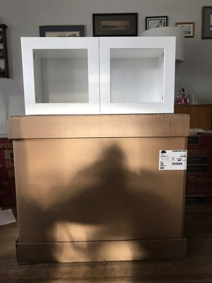 Wellborn Forest Elite upper and lower cabinets for Sale in Peabody, MA