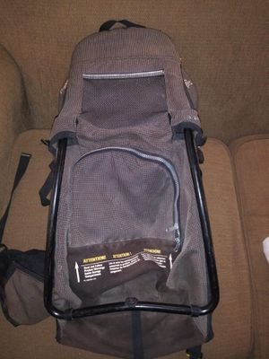 Baby hiking backpack. for Sale in Tucson, AZ
