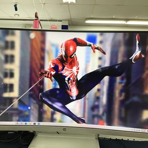 HP Curved Computer Monitor for Sale in Orange Park, FL