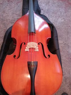 Eastman String Double Bass 3/4 Size for Sale in Orlando,  FL