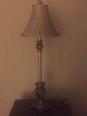 Table lamp pair for Sale in Greenville, SC