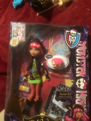 Monster high doll for Sale in Oakland, CA