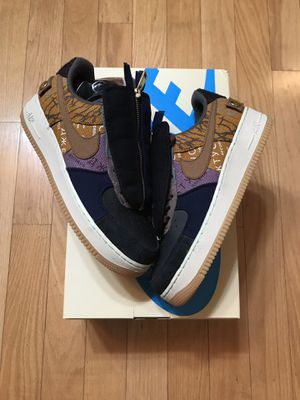 Travis Scott Cactus Jack AF1 for Sale in San Jose, CA
