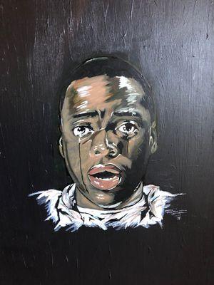"""Original Art """"Get Out"""" Painting for Sale in Atlanta, GA"""