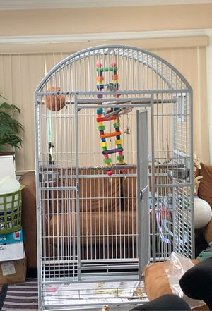 Large bird cage for Sale in St. Petersburg, FL