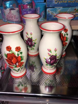 Flower 🌹 vase 4 all $3 for Sale in Lakewood, CA