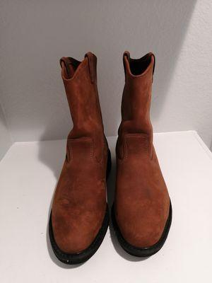 Wolverine work boots for men. Size 11. Steel toe. for Sale in Riverside, CA