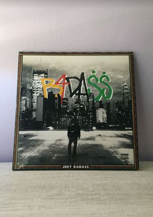 JOEY BADASS B4DA$$ VINYL for Sale in Anaheim, CA