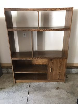 Book Case Or TV Stand Good Condition for Sale in Marysville, OH