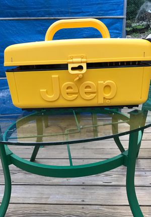 Vintage Jeep telemania stereo system for Sale in Woburn, MA