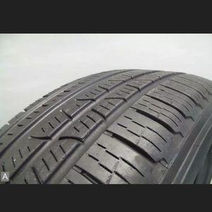 Pirelli Scorpion Verde Run Flat MOE 235 60 18 with 80% Tread 7/32's 103H #7191 for Sale in Miami, FL