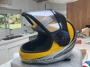 Polaris Snowmobile / motorcycle helmet SMALL for Sale in Malibu, CA