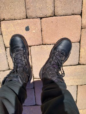 Work boots size 10 for Sale in Kissimmee, FL