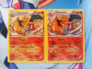POKEMON CHARIZARD HOLO RADIANT COLLECTION MINT CONDITION $10 EACH!!! for Sale in Pomona, CA