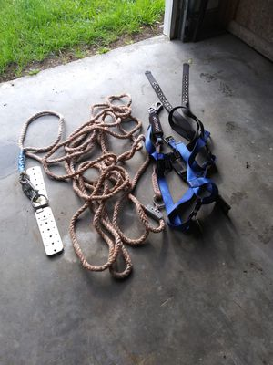 Harnesses and ropes for Sale in Kinston, NC