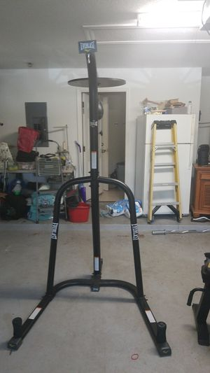 Punching bag stand for Sale in Apopka, FL