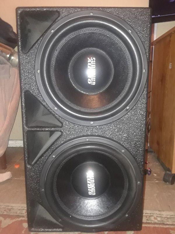 Sundown Speakers