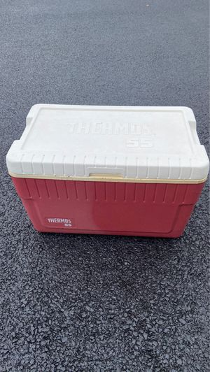 Cooler 55 QT Thermos for Sale in Sykesville, MD