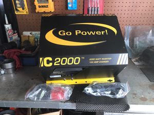 Inverter charger - Go Pro IC 2000 Series for Sale in Orlando, FL