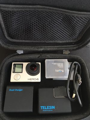 GoPro hero4 for Sale in Irvine, CA