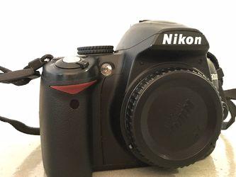 Nikon D3000 DSLR Starter Kit w/ 18-55mm Nikkor Lens & Camera Bag for Sale in Miami,  FL