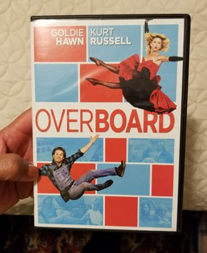 Over Board DVD new for Sale in Hemet, CA