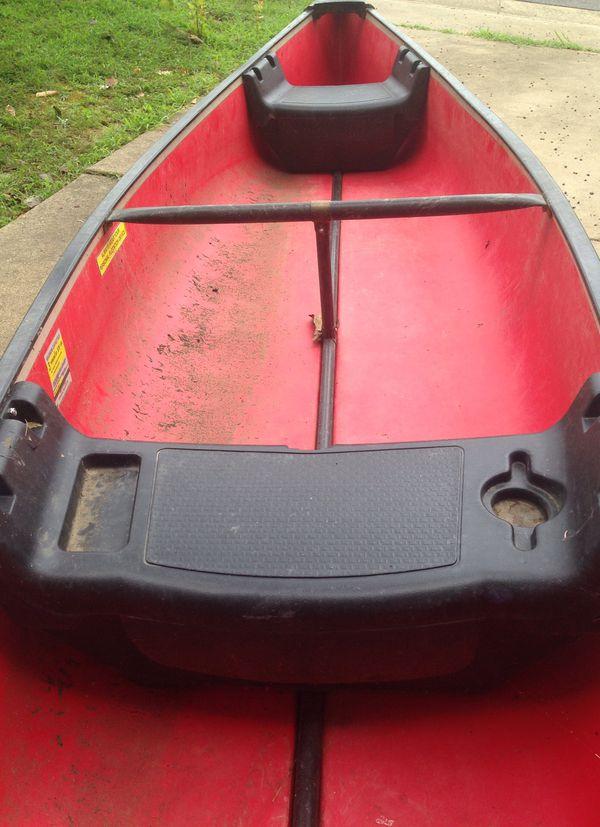 Canoe Coleman Ram-X 15'