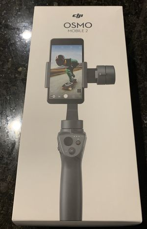 DJI OSMO Mobile 2 Handheld Smartphone Gimbal & Tripod for Sale in West Palm Beach, FL