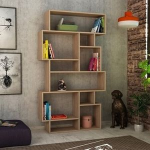 Wayfair Modern Geometric Bookcase for Sale in Washington, DC