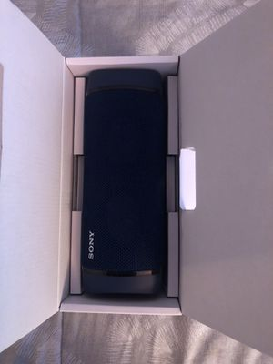 Sony Bluetooth Speaker for Sale in Melbourne, FL