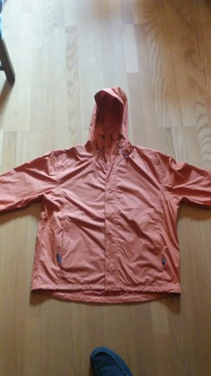 White Sierra Windbreaker/Rain Jacket for Sale in San Diego, CA