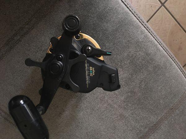 Daiwa SG47LC line counter bait caster