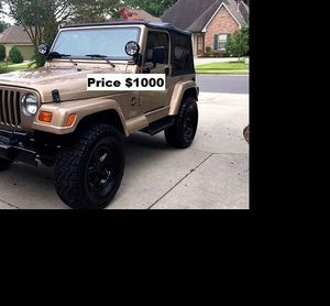 ֆ14OO_Jeep Wrangler for Sale in San Jose, CA