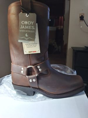Cody james riding boots for Sale in Coraopolis, PA