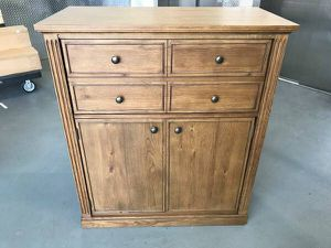 Wood Folding Pottery Barn Secretary Office Desk for Sale in Santa Monica, CA