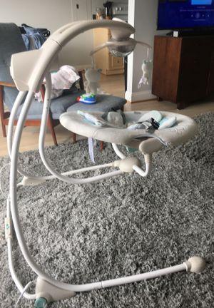 Ingenuity EnLighten Cradling Swing for Sale in Washington, DC