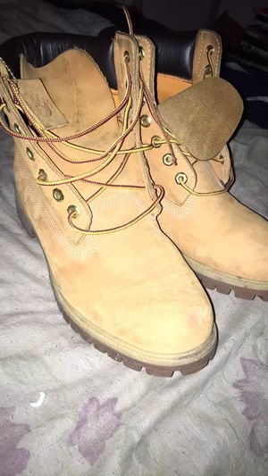 Timberlands 9.5 for Sale in Detroit, MI